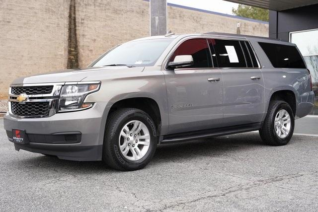 Used 2018 Chevrolet Suburban LT for sale Sold at Gravity Autos Roswell in Roswell GA 30076 5