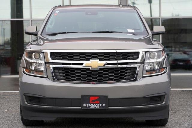 Used 2018 Chevrolet Suburban LT for sale Sold at Gravity Autos Roswell in Roswell GA 30076 6