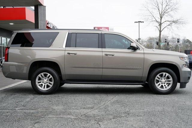 Used 2018 Chevrolet Suburban LT for sale Sold at Gravity Autos Roswell in Roswell GA 30076 8