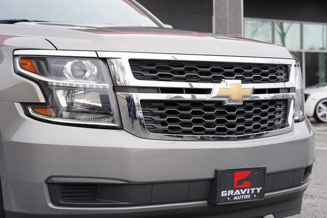 Used 2018 Chevrolet Suburban LT for sale Sold at Gravity Autos Roswell in Roswell GA 30076 9