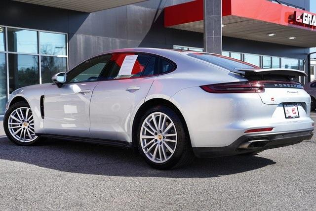 Used 2018 Porsche Panamera 4 for sale Sold at Gravity Autos Roswell in Roswell GA 30076 11