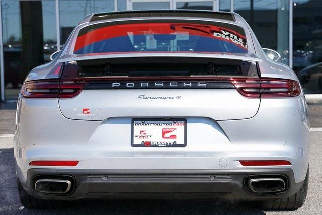 Used 2018 Porsche Panamera 4 for sale Sold at Gravity Autos Roswell in Roswell GA 30076 12