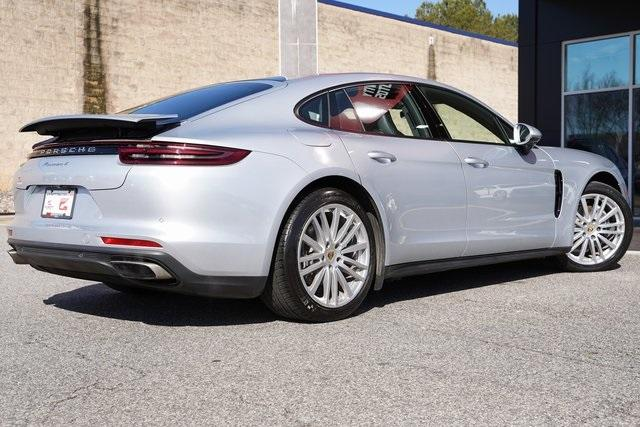 Used 2018 Porsche Panamera 4 for sale Sold at Gravity Autos Roswell in Roswell GA 30076 13