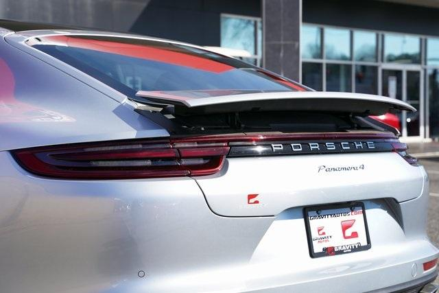 Used 2018 Porsche Panamera 4 for sale Sold at Gravity Autos Roswell in Roswell GA 30076 14