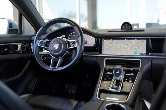 Used 2018 Porsche Panamera 4 for sale Sold at Gravity Autos Roswell in Roswell GA 30076 15