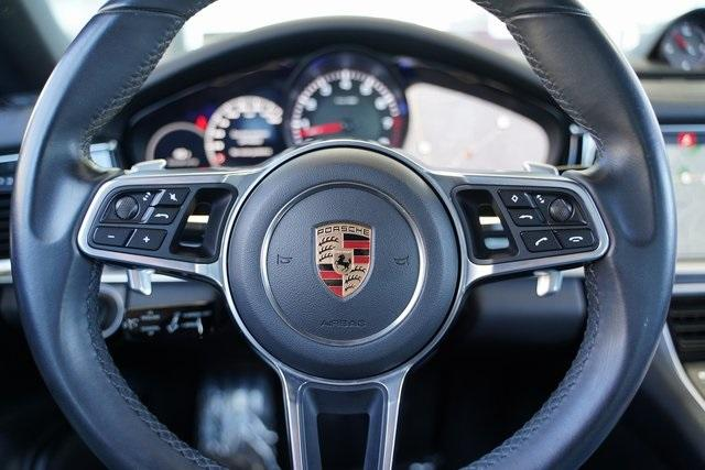Used 2018 Porsche Panamera 4 for sale Sold at Gravity Autos Roswell in Roswell GA 30076 16