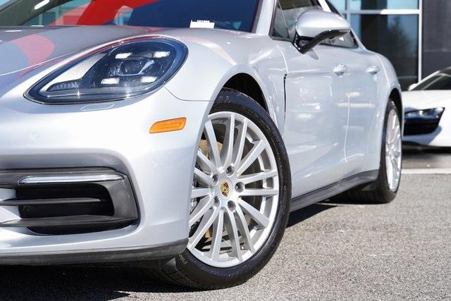 Used 2018 Porsche Panamera 4 for sale Sold at Gravity Autos Roswell in Roswell GA 30076 2