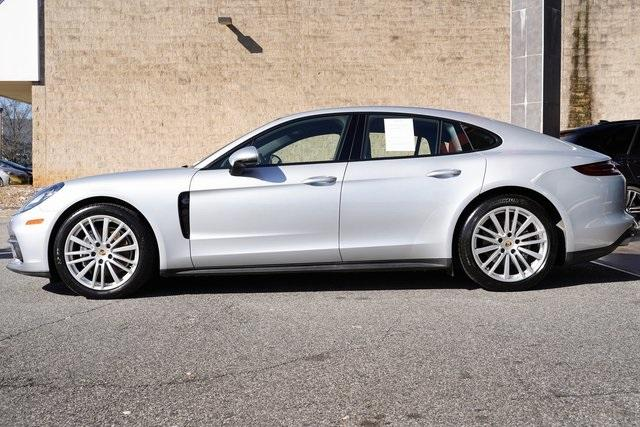 Used 2018 Porsche Panamera 4 for sale Sold at Gravity Autos Roswell in Roswell GA 30076 3