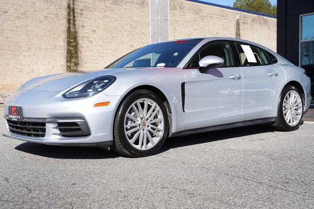 Used 2018 Porsche Panamera 4 for sale Sold at Gravity Autos Roswell in Roswell GA 30076 4