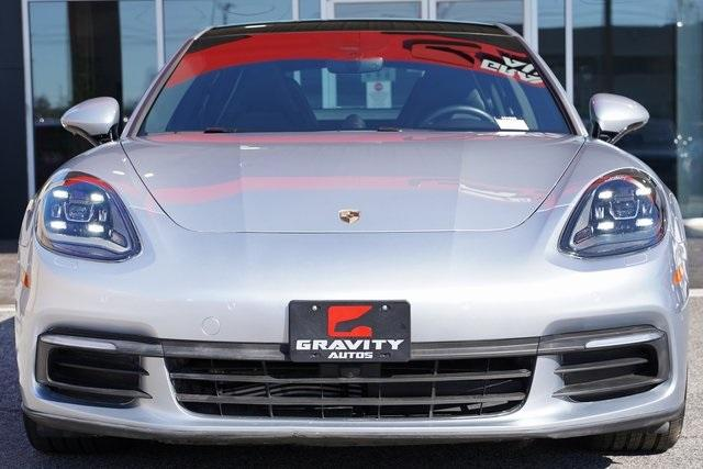 Used 2018 Porsche Panamera 4 for sale Sold at Gravity Autos Roswell in Roswell GA 30076 5
