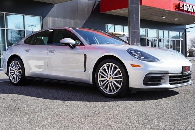 Used 2018 Porsche Panamera 4 for sale Sold at Gravity Autos Roswell in Roswell GA 30076 6