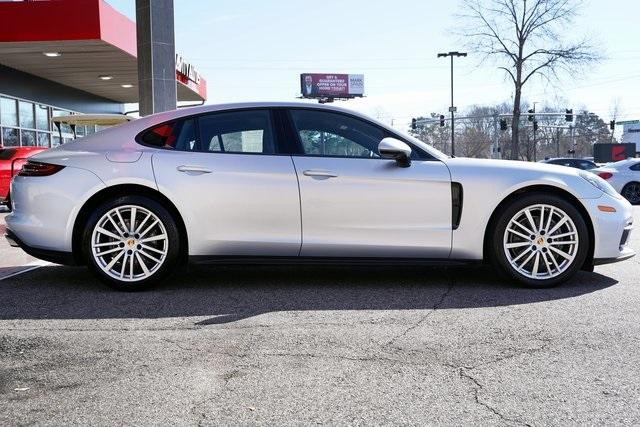 Used 2018 Porsche Panamera 4 for sale Sold at Gravity Autos Roswell in Roswell GA 30076 7