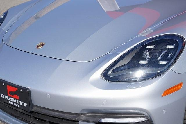 Used 2018 Porsche Panamera 4 for sale Sold at Gravity Autos Roswell in Roswell GA 30076 9