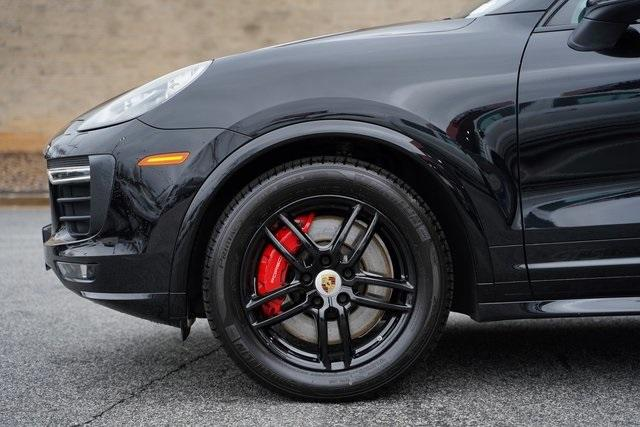 Used 2017 Porsche Cayenne GTS for sale $62,998 at Gravity Autos Roswell in Roswell GA 30076 10