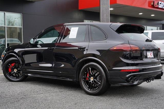 Used 2017 Porsche Cayenne GTS for sale $62,998 at Gravity Autos Roswell in Roswell GA 30076 11