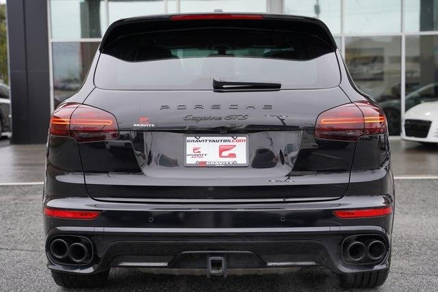 Used 2017 Porsche Cayenne GTS for sale $62,998 at Gravity Autos Roswell in Roswell GA 30076 12