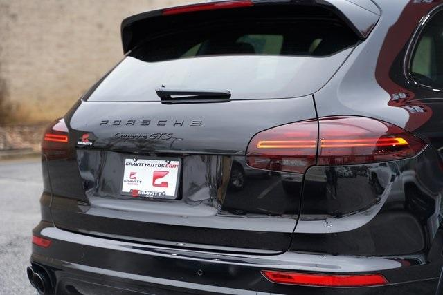 Used 2017 Porsche Cayenne GTS for sale $62,998 at Gravity Autos Roswell in Roswell GA 30076 14