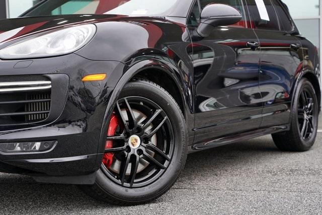 Used 2017 Porsche Cayenne GTS for sale $62,998 at Gravity Autos Roswell in Roswell GA 30076 2
