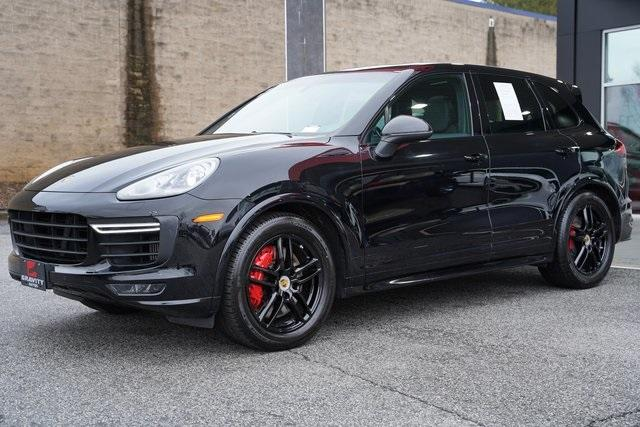 Used 2017 Porsche Cayenne GTS for sale $62,998 at Gravity Autos Roswell in Roswell GA 30076 4