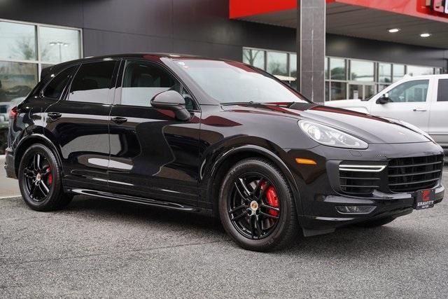 Used 2017 Porsche Cayenne GTS for sale $62,998 at Gravity Autos Roswell in Roswell GA 30076 6