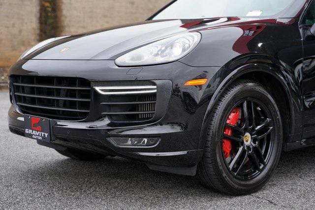 Used 2017 Porsche Cayenne GTS for sale $62,998 at Gravity Autos Roswell in Roswell GA 30076 8