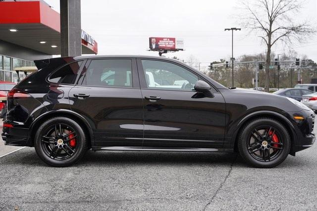 Used 2017 Porsche Cayenne GTS for sale $62,998 at Gravity Autos Roswell in Roswell GA 30076 9