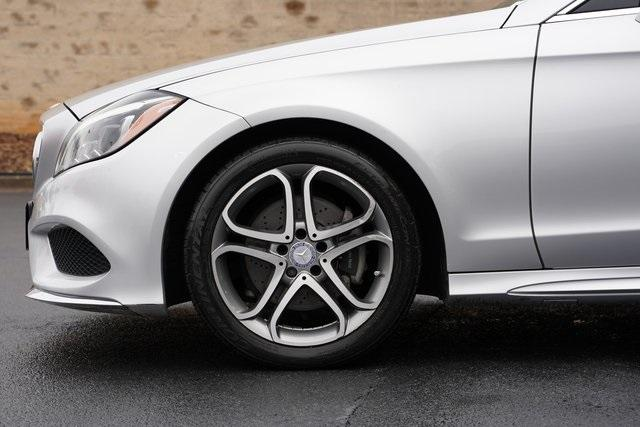 Used 2016 Mercedes-Benz CLS CLS 400 for sale $35,998 at Gravity Autos Roswell in Roswell GA 30076 10