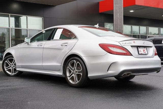 Used 2016 Mercedes-Benz CLS CLS 400 for sale $35,998 at Gravity Autos Roswell in Roswell GA 30076 11
