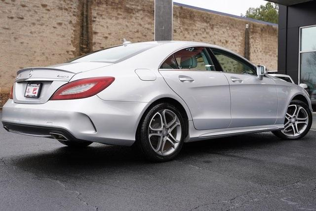 Used 2016 Mercedes-Benz CLS CLS 400 for sale $35,998 at Gravity Autos Roswell in Roswell GA 30076 13