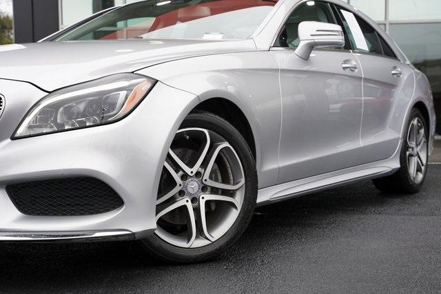 Used 2016 Mercedes-Benz CLS CLS 400 for sale $35,998 at Gravity Autos Roswell in Roswell GA 30076 2
