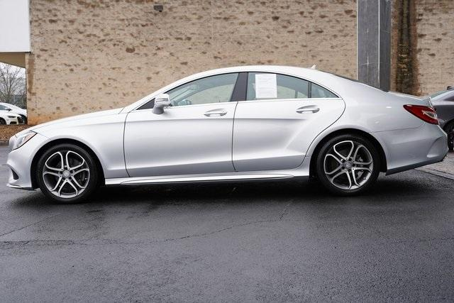 Used 2016 Mercedes-Benz CLS CLS 400 for sale $35,998 at Gravity Autos Roswell in Roswell GA 30076 3