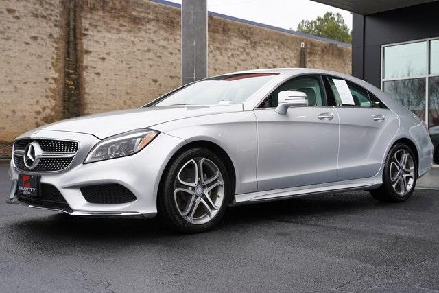Used 2016 Mercedes-Benz CLS CLS 400 for sale $35,998 at Gravity Autos Roswell in Roswell GA 30076 4