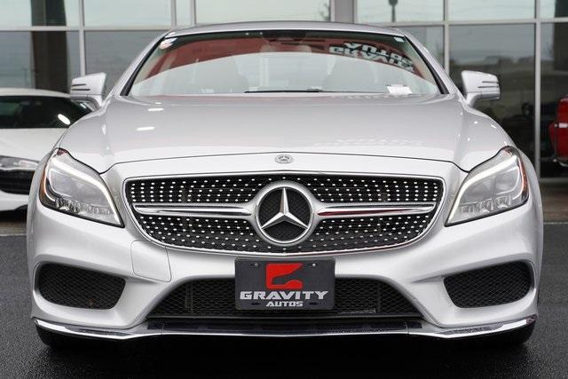 Used 2016 Mercedes-Benz CLS CLS 400 for sale $35,998 at Gravity Autos Roswell in Roswell GA 30076 5