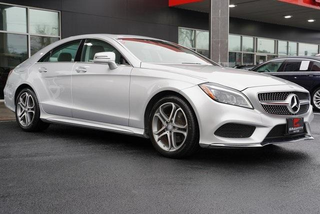 Used 2016 Mercedes-Benz CLS CLS 400 for sale $35,998 at Gravity Autos Roswell in Roswell GA 30076 6