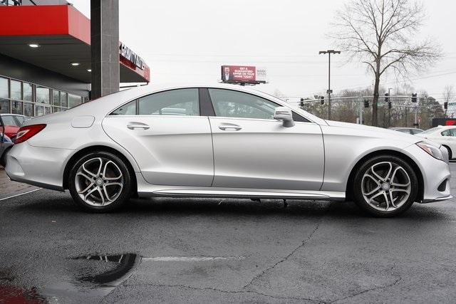 Used 2016 Mercedes-Benz CLS CLS 400 for sale $35,998 at Gravity Autos Roswell in Roswell GA 30076 7