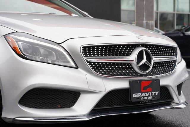 Used 2016 Mercedes-Benz CLS CLS 400 for sale $35,998 at Gravity Autos Roswell in Roswell GA 30076 8