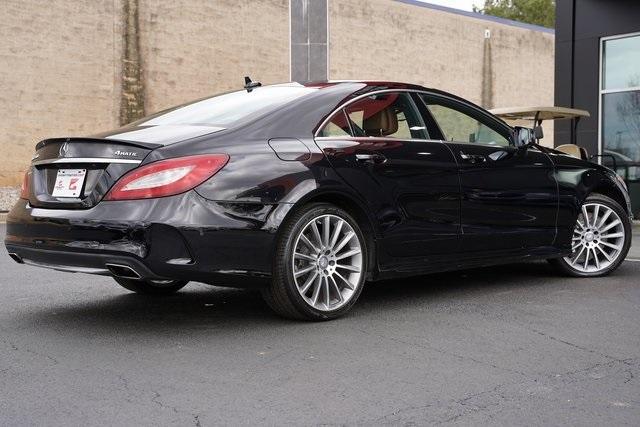 Used 2017 Mercedes-Benz CLS CLS 550 for sale Sold at Gravity Autos Roswell in Roswell GA 30076 14