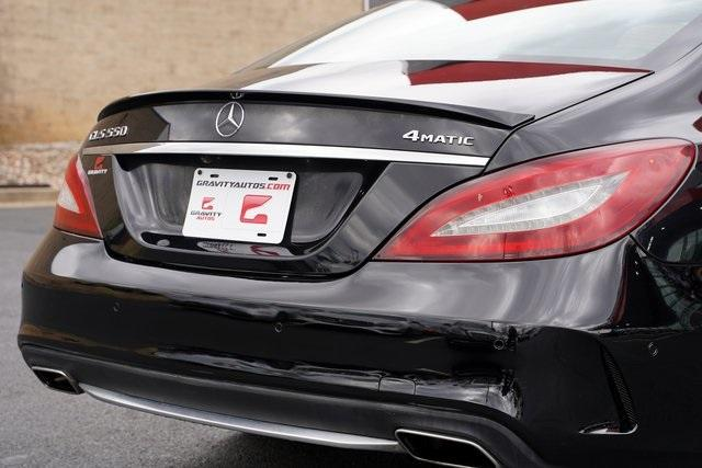 Used 2017 Mercedes-Benz CLS CLS 550 for sale Sold at Gravity Autos Roswell in Roswell GA 30076 15