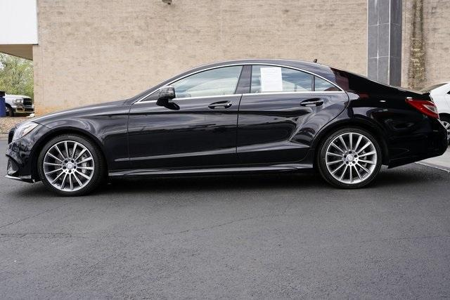 Used 2017 Mercedes-Benz CLS CLS 550 for sale Sold at Gravity Autos Roswell in Roswell GA 30076 4