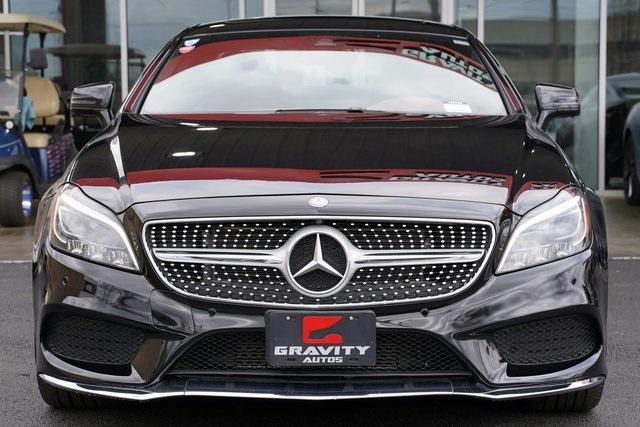 Used 2017 Mercedes-Benz CLS CLS 550 for sale Sold at Gravity Autos Roswell in Roswell GA 30076 6