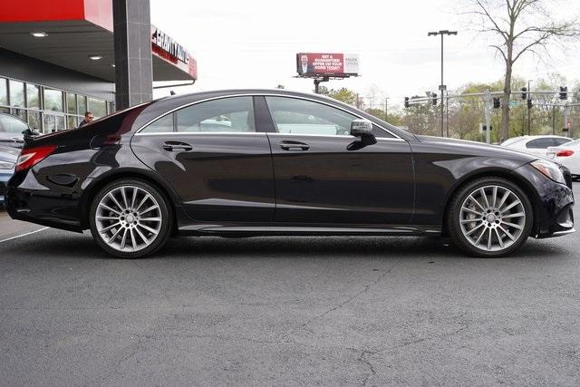 Used 2017 Mercedes-Benz CLS CLS 550 for sale Sold at Gravity Autos Roswell in Roswell GA 30076 8