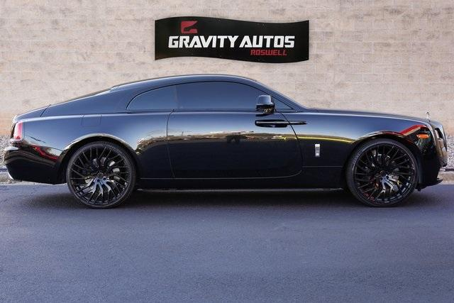 Used 2015 Rolls-Royce Wraith Base for sale $181,998 at Gravity Autos Roswell in Roswell GA 30076 11