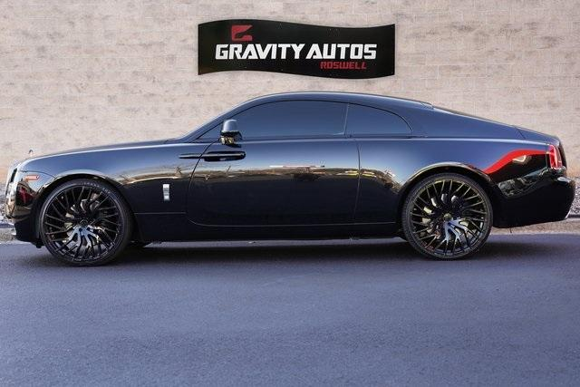 Used 2015 Rolls-Royce Wraith Base for sale $181,998 at Gravity Autos Roswell in Roswell GA 30076 12