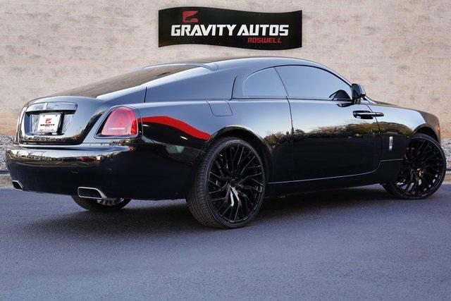 Used 2015 Rolls-Royce Wraith Base for sale $181,998 at Gravity Autos Roswell in Roswell GA 30076 14