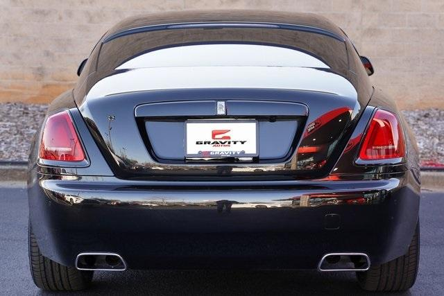 Used 2015 Rolls-Royce Wraith Base for sale $181,998 at Gravity Autos Roswell in Roswell GA 30076 15