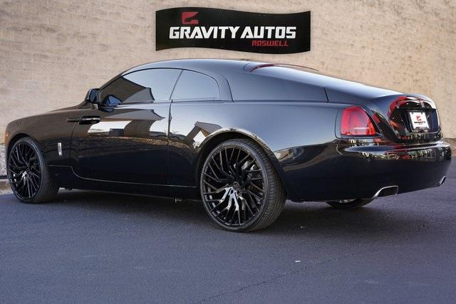 Used 2015 Rolls-Royce Wraith Base for sale $181,998 at Gravity Autos Roswell in Roswell GA 30076 16