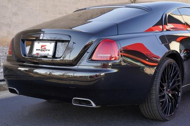 Used 2015 Rolls-Royce Wraith Base for sale $181,998 at Gravity Autos Roswell in Roswell GA 30076 17