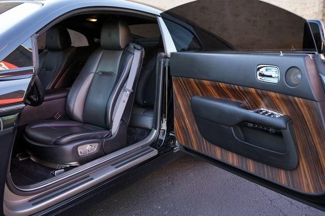 Used 2015 Rolls-Royce Wraith Base for sale $181,998 at Gravity Autos Roswell in Roswell GA 30076 23