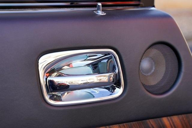 Used 2015 Rolls-Royce Wraith Base for sale $181,998 at Gravity Autos Roswell in Roswell GA 30076 25