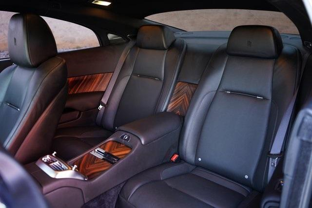 Used 2015 Rolls-Royce Wraith Base for sale $181,998 at Gravity Autos Roswell in Roswell GA 30076 29